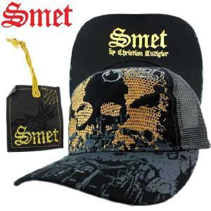 スメット ハット(キャップ) スペシャリティ ナイト ブラック SMET Hat(Cap) Specialty KNIGHT Black|cio