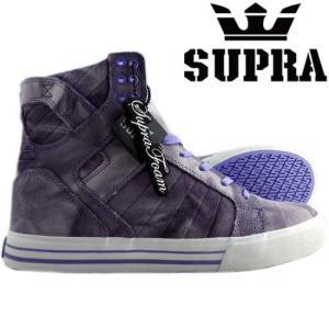 【SALE】スープラ スカイトップ チャドマスカ プロモデル パープル タイ ダイ  S18034 SKY TOP Purple Tie Dye|cio