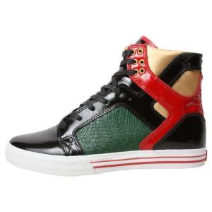 【SALE】スープラ スカイトップ プロモデル グリーン ブラック レッド  S18024 SKY TOP Green Black Red|cio