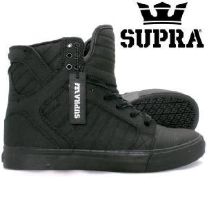 【SALE】スープラ S18085 スカイトップ チャドマスカ プロモデル ブラックガニー ブラック タフ Supra S18085 Skytop Chad Muska Pro Model Black Gunny Tuf|cio