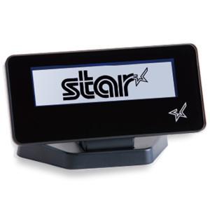 スター精密 mPOP対応カスタマーディスプレイ SCD222U BLK USB接続 ピアノブラック Star Micronics mPOP Customer Display SCD222U BLK USB Connection Black|cio