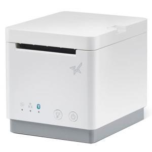 スター精密 据え置き型感熱式プリンター mCollection mC-Print2 MCP21LB WT JP WebPRNT USB Ethernet Bluetooth DK MFi認定 Star MicronicsThermal Printer|cio
