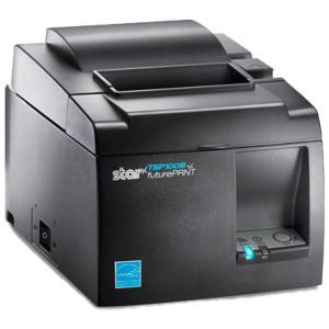 スター精密 据え置き型感熱式プリンター TSP100futurePRNT TSP100IIILAN TSP143IIILAN GY JP Ethernet グレー Star Micronics TSP100IIILAN TSP143IIILAN GY JP|cio