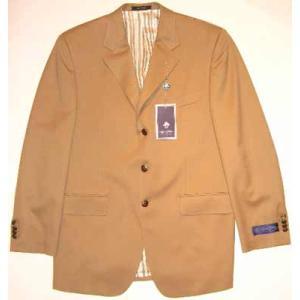 SEAN JOHN Tailored Jacket Beige ショーンジョン スーツ生地 テーラード ジャケット ベージュ|cio