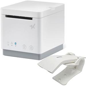 スター精密 据え置き型感熱式プリンター mCollection mC-Print2 MCP21LB WT JP セット(バーコードリーダー) WebPRNT USB Ethernet Bluetooth DK MFi|cio