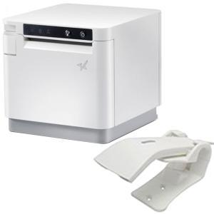 スター精密 据え置き型感熱式プリンター mCollection mC-Print3 MCP31LB WT JP セット(バーコードリーダー) WebPRNT USB Ethernet Bluetooth DK MFi|cio