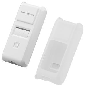オプティコン Mobile+One OPN-4000i Bluetooh ワイヤレス CCDバーコードリーダー セット(シリコンカバー) OPTICON OPN-4000 Barcode Reader Set(Silicone Cover)|cio