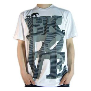 【SALE】The Brooklyn Circus Love S/S TEE White/Black/Gray ザ ブルックリンサーカス ラブ S/S Tシャツ ホワイト/ブラック/グレー|cio