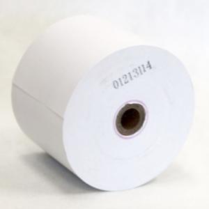 ティーピーピー 感熱式 チケット レシート キッチン ロール紙 感熱紙 5863C ホワイト58×80×12mm 63m 80巻入 TPP Thermal Ticket Receipt Kitchen Paper Roll|cio