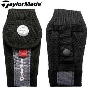 テーラーメイド ティーエム プレーヤーズ セルフォン(携帯) ホルダー ブラック TaylorMade TM Players Cell Phone Holder Black|cio