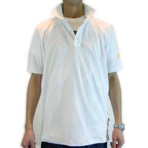 The Brooklyn Circus Basic Classic S/S Polo Shirt White ザ ブルックリンサーカス ベーシック クラシック S/S ポロシャツ ホワイト|cio