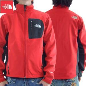 【即納】THE NORTH FACE APEX McKINLEY Jacket Red/Black ザ ノース フェイス アペックス マッキンリー ジャケット レッド/ブラック|cio