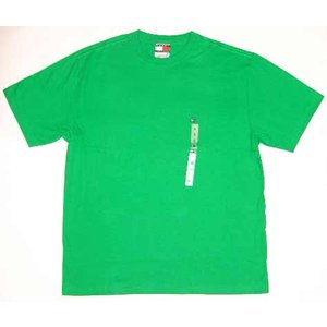 TOMMY HILFIGER S/S TEE Green  S/S Tシャツ グリーン|cio