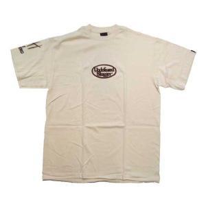 【SALE】アンディフィーテッド アンディフィーテッド スラッガー S/S Tシャツ オフホワイト UNDEFEATED Undefeated Slugger S/S TEE Off White|cio