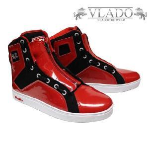 ブラド グラディエーター ハイ レッド ブラック IG-1200-3 VLADO GLADIATOR HI RED BLACK IG-1200-3|cio