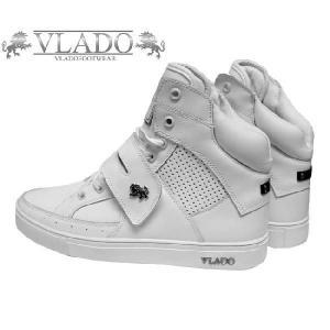 ブラド センチュリオン ハイ ホワイト ホワイト IG-1300-1 VLADO CENTURION HI White White IG-1300-1|cio