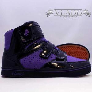 ブラド アリストクラット ハイ ブラック/パープル VLADO ARISTOCRAT HI IG-1070-14 Black/Purple|cio