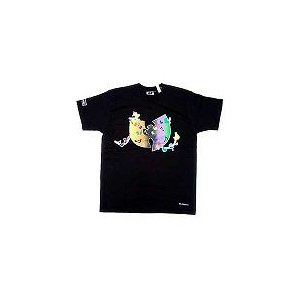 WU-EXCLUSIVE WEX07SS11 S/S TEE BLACK ウーエクスクルーシブ WEX07SS11 S/S Tシャツ ブラック|cio