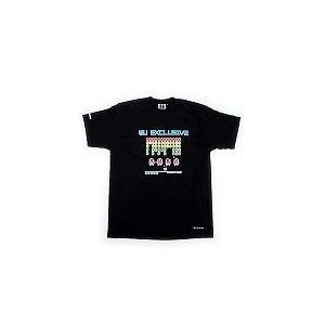 【SALE】WU-EXCLUSIVE WEX07SS02 S/S TEE BLACK ウーエクスクルーシブ WEX07SS02 S/S Tシャツ ブラック|cio