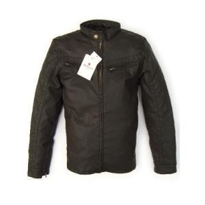ウールリッチ 2W5-8163 ライダースジャケット ブラック WOORICH 2W5-8163 RIDERS JACKET Black|cio
