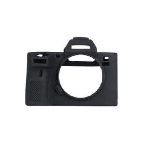 SONY α7 III シリコン カバー ケース 保護 カメラケース クリーニングクロス付き ソニー...