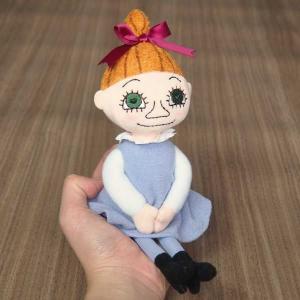 セキグチ Sekiguchi ムーミン moomin 夢見るミムラ 手のひらサイズ 562180(562183)|citron-g
