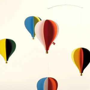 フレンステッドモビール Flensted mobiles Balloon Mobile 5 FSM130045 / 78B|citron-g