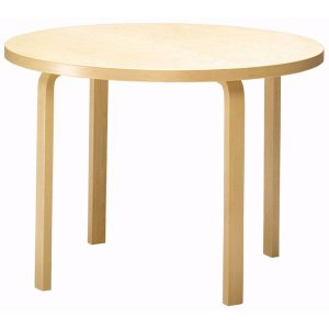 Artek アルテック 家具 90Aテーブル バーチ 171000 【大型家具】 ※納期は受注後お知らせ致します。|citron-g
