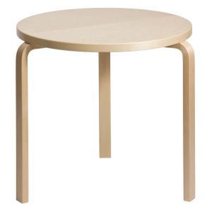 Artek アルテック 家具 90Bテーブル バーチ 172000 【大型家具】 ※納期は受注後お知らせ致します。|citron-g