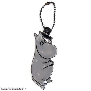 Glimmis グリミス Moomin ムーミン リフレクター ムーミンパパ Black ブラック|citron-g