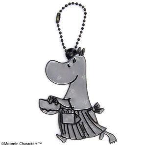 Glimmis グリミス Moomin ムーミン リフレクター ムーミンママ Black ブラック|citron-g