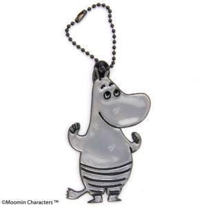 Glimmis グリミス Moomin ムーミン リフレクター ムーミン Black ブラック|citron-g
