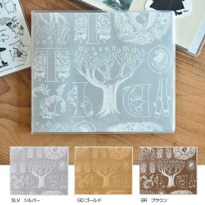 ハイタイド HITIDE ムーミン MOOMIN スクラップフリーアルバム S |citron-g