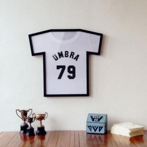 アンブラ umbra ティーフレーム ディスプレイ T-FRAME DISPLAY 2315200 ブラック 【ラッピング不可】|citron-g