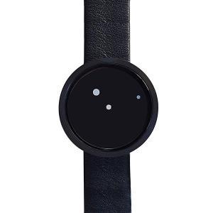 NAVA Design ナヴァデザイン 腕時計 ORA LATTEA NVA020045 BLACK 36mm 【送料無料】|citron-g