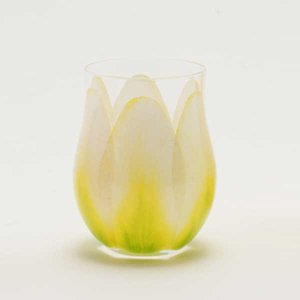Floyd フロイド TULIP GLASS チューリップ グラス 1pc White  FL11-00801 |citron-g