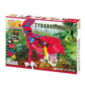 LaQ ラキュー ダイナソーワールド ティラノサウルス 300pcs