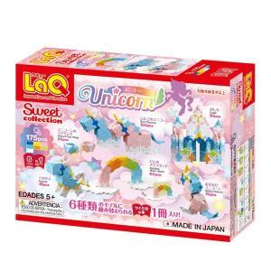LaQ ラキュー Sweet Collection スイートコレクション ユニコーン  citron-g