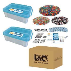 LaQ ラキュー Basic8400 ベーシック8400 8400pcs  citron-g