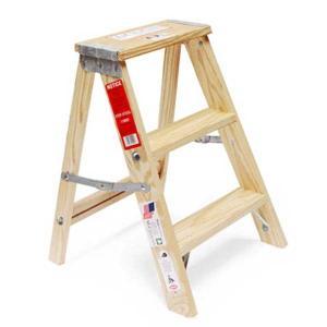 ディテール DETAIL ウッドステップラダー サイズ2 Wood Step Ladder  Size 2 31212 【ラッピング不可】|citron-g