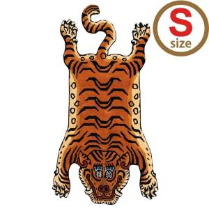 ディテール DETAIL チベタンタイガーラグ Tibetan Tiger Rug  DTTR-01 Sサイズ |citron-g