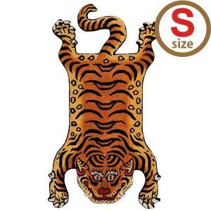 ディテール DETAIL チベタンタイガーラグ Tibetan Tiger Rug  DTTR-02 Sサイズ  |citron-g