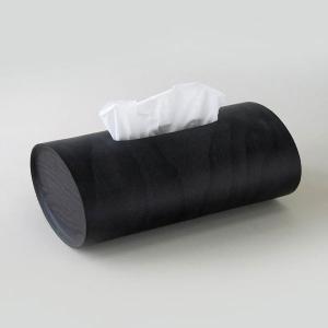 ブナコ BUNACO スウィング SWING ティッシュボックス Tissue  Box ブラック ...