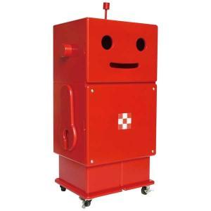 エテ ete 収納ロボ ROBIT ロビット レッド 【送料無料】 ※お届けまでお日にちがかかる場合がございます。|citron-g