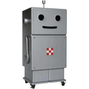 エテ ete 収納ロボ ROBIT ロビット シルバー 【送料無料】 ※お届けまでお日にちがかかる場合がございます。|citron-g