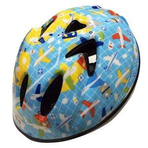 TETE テテ ヘルメット Splash Heart スプラッシュハート 飛行機 XSサイズ |citron-g