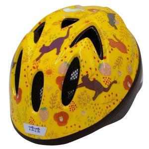 TETE テテ ヘルメット Splash Heart スプラッシュハート ネコ Sサイズ |citron-g