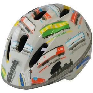 TETE テテ ヘルメット Amity アミティ トレイン グレー|citron-g
