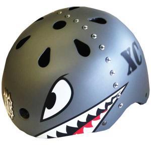 X-COOL エックスクール ヘルメット シャーク Mサイズ【送料無料】|citron-g