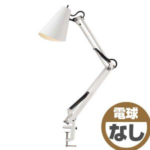 ART WORK STUDIO Snail Desk Arm Light スネイルデスクアームライト 電球なし AW-0369Z WH ホワイト|citron-g